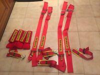Sabelt lightweight harnesses