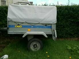 TRAILER FOR SALE (please note it is the DBD trailer that is for sale)