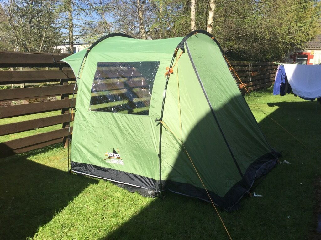 Vango Kasari 800 Front Enclosed Tent Porch Canopy In