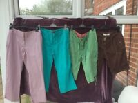 Womens summer clothes bundle size 12 Marks & Spencer Per Una six items