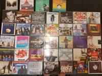 34 various CD singles and albums