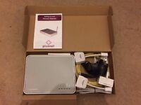 Thomson Broadband Wireless Modem including all cables and adapters