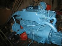 Perkins 4107 marine engine