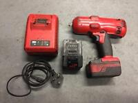 snap on 18v impact wrench
