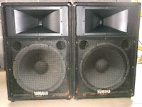 Yamaha S115IV, Passive Speakers
