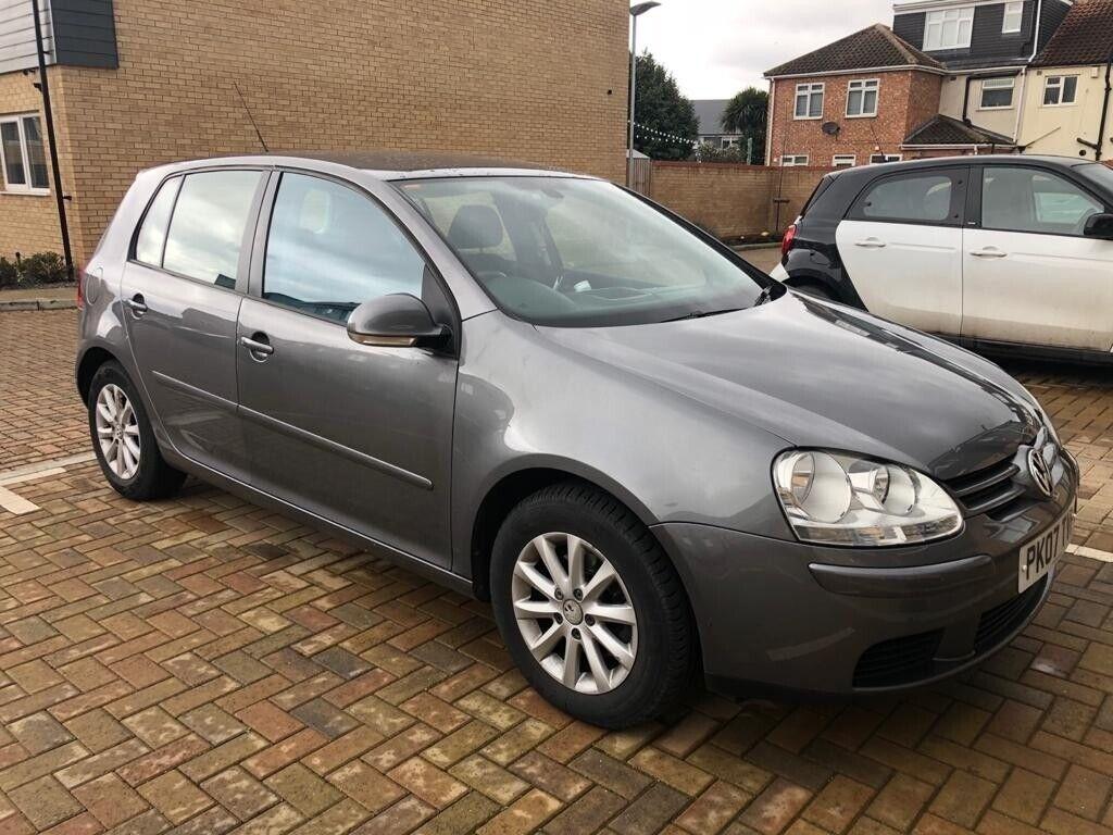 Volkswagen, GOLF, Hatchback, 2007, Manual, 1598 (cc), 5 doors