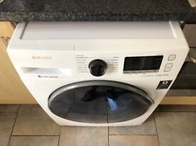 Samsung WD90J6410AW 9kg Wash 6kg Dry Freestanding Washer Dryer White