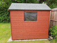 garden shedfor sale due to relocation