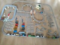 Awesome Train Set with multiple Extras -Collect me today!