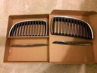 Bmw 3 series e90 grills