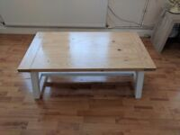Sofa chair and centre table for Sale - good price for quick sale