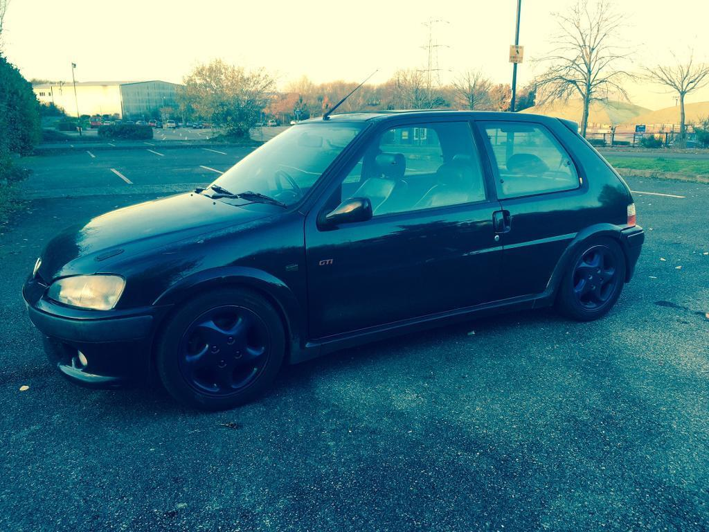 106 gti for sale 700 ono!!!