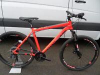 Diamondback SYNC 1.0 Brand New Mountain Bike Ex Display Disk Brakes Size 18 Inch Bridgend Area