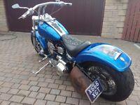 harley davidson fully customised