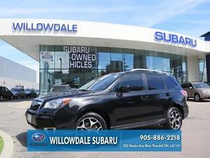 2015 Subaru Forester 2.0 XT Automatic Off Lease No Accidents