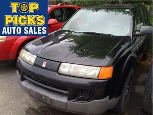2003 Saturn VUE VEHICLE IS BEING SOLD ON AN AS IS BASIS