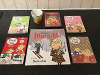 Charlie & Lola DVD's & Book + Winnie The Pooh Christmas DVD & Mug/Cup
