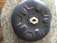 Renault Master centre hub caps x4