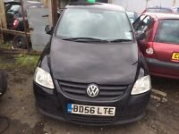 VOLKSWAGEN FOX 2007 £595 NO OFFERS OR TIME WASTERS