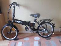 Z1 Zipper Electric Folding Bike