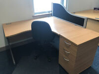 Office Desks & Chairs for Sale