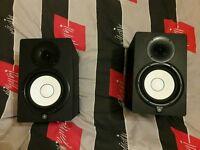 Yamaha HS7 Studio Monitors (Pair, RRP £336)