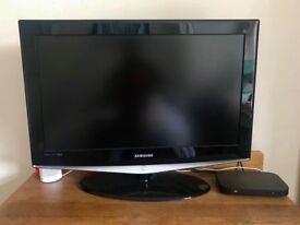 """Samsung 32"""" LCD HD Television"""