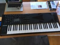 Access Virus Ti Synthesiser Keyboard (61 key)
