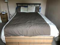 Double Bed - Silent Night