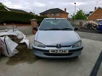 2002 Peugeot 106 1.1 Full year Mot