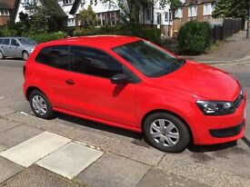Low mileage is always the best car to buy VW polo