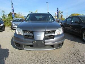 2006 Mitsubishi Outlander LS | FRESH TRADE | GREAT SHAPE London Ontario image 2