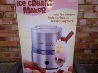 Brand new icecream and smothie maker