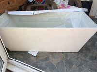 Bath surround for free standing bath 170mm