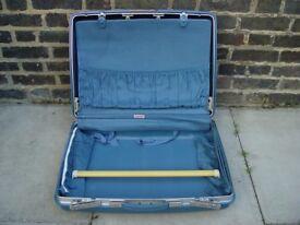 FREE DELIVERY Vintage Samsonite Saturn Suitcase Retro Mid Century