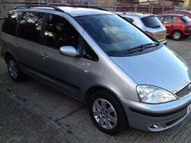 Ford Galaxy, 1.9tdi, 2004, 94030 miles, good condition