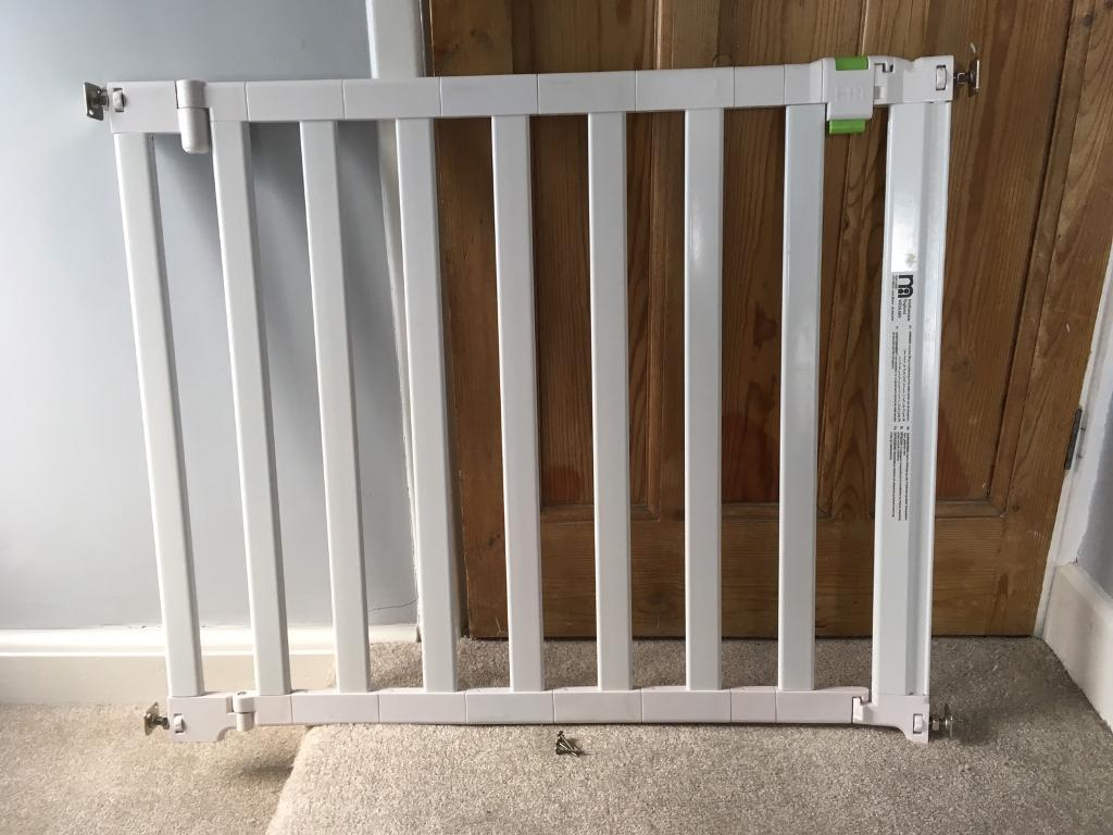 Mothercare Blokit Safety Stair Gates 2