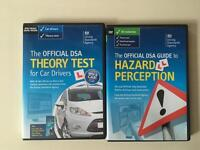 Official theory and hazard perception cds