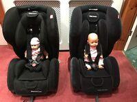 Recaro Child Car Seats Group 1 (9-18kg) 1-4 years Ford Vauxhall Audi Subaru Citroen Peugeot Seat