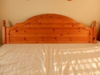 Headboard for a Superking (6FT Wide) bed.