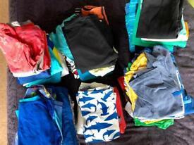 Boys Age 3-4 T-shirt Bundle