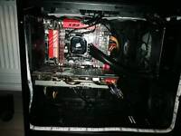 Asrock X99M Killer motherboard with Xeon E5-2650L v3 12 core Cpu and 32gb DDR4 Crucial Ram