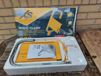 XS Wheel Clamp
