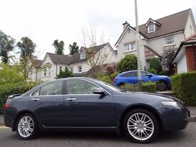 12 MONTHS WARRANTY! (2005) HONDA ACCORD CTDi EXECUTIVE- One Owner- Low Mileage- FSH (12 Stamps)