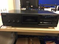 Technics Single Deck Stereo Cassette Deck RS-BX501