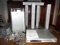 Sony DAV-S880 5.1 Channel Home Cinema System with Multi Region DVD Player, AM/FM Radio Tuner