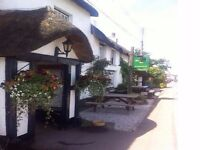 Sous Chef required for popular village pub