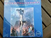 Church Music Vinyl - St Matthew Passion and The Crucifixion