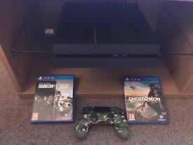 PS4 with 1 controller and 2 games must go today