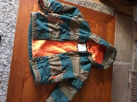 Mini boden boys 3-4 coat